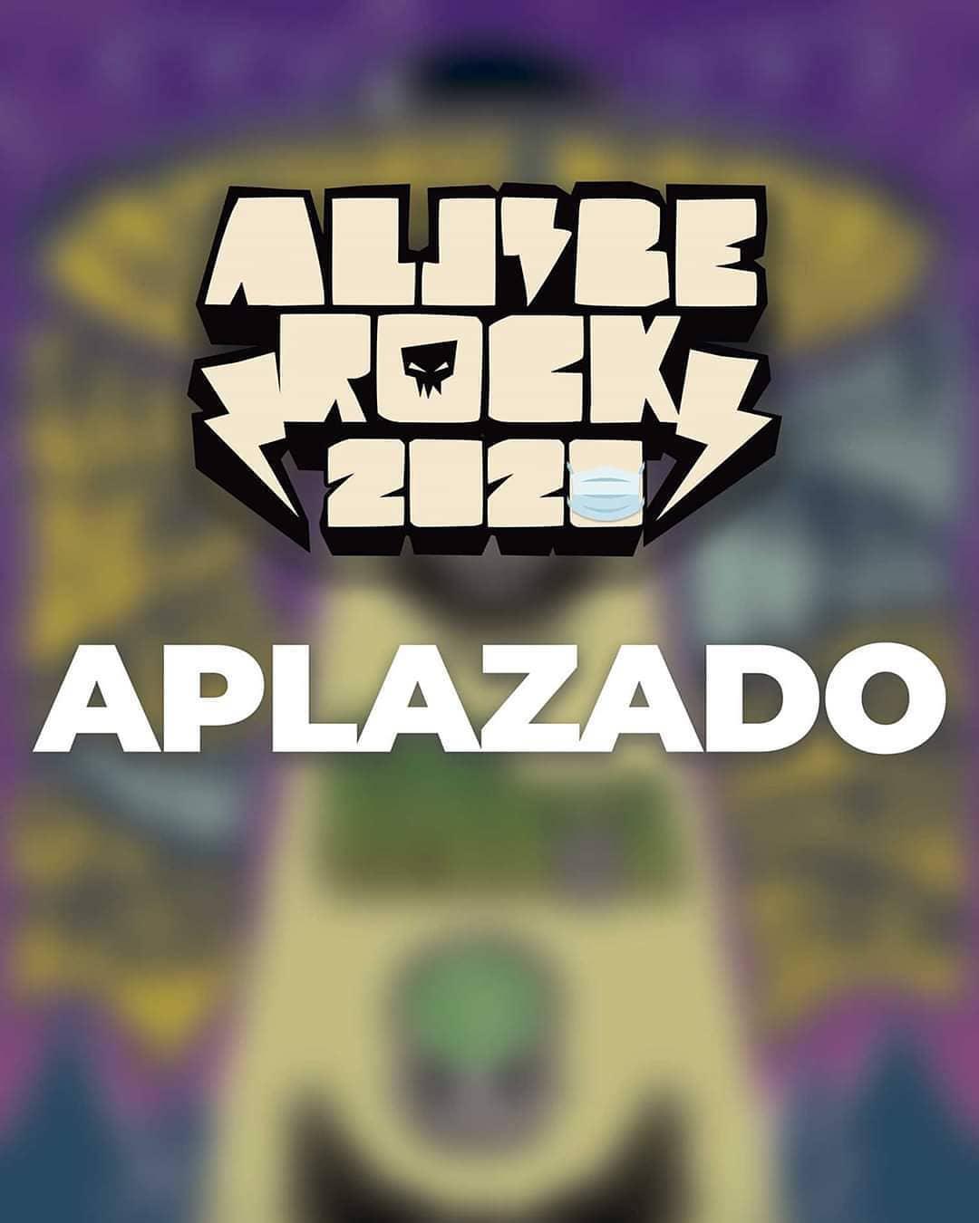 Aljibe Rock 2020