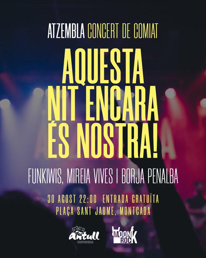 Atzembla. Concert de comiat