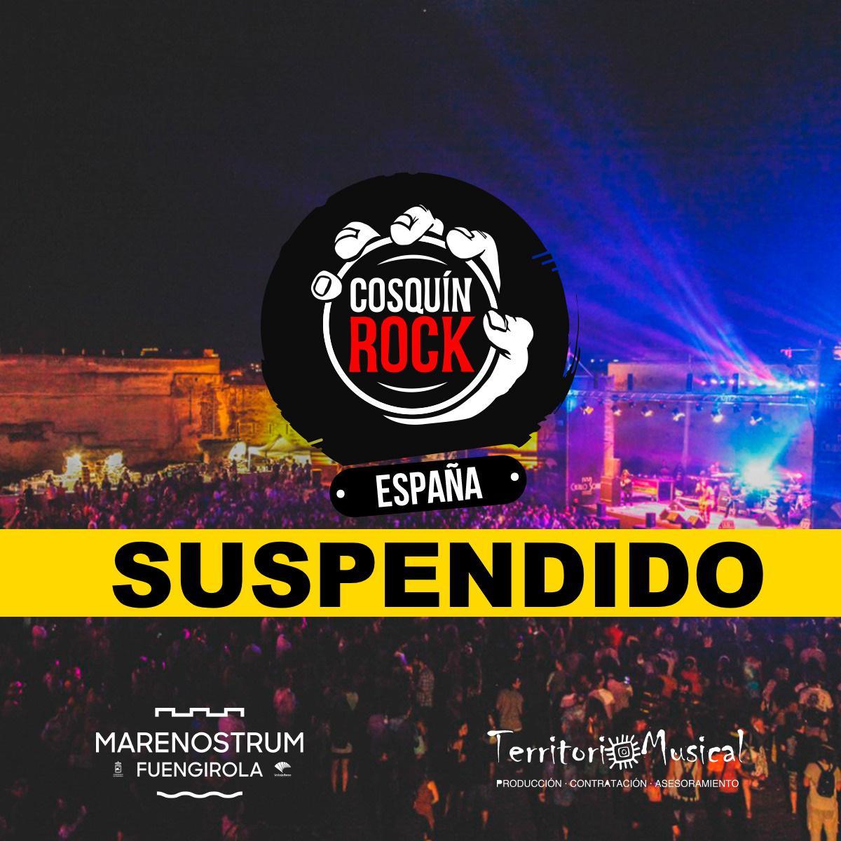 Cosquín Rock España