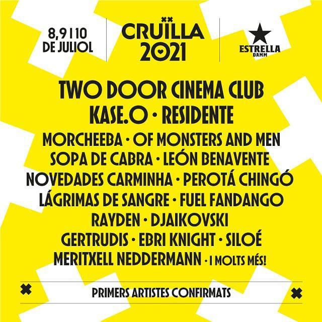 Cruïlla 2020