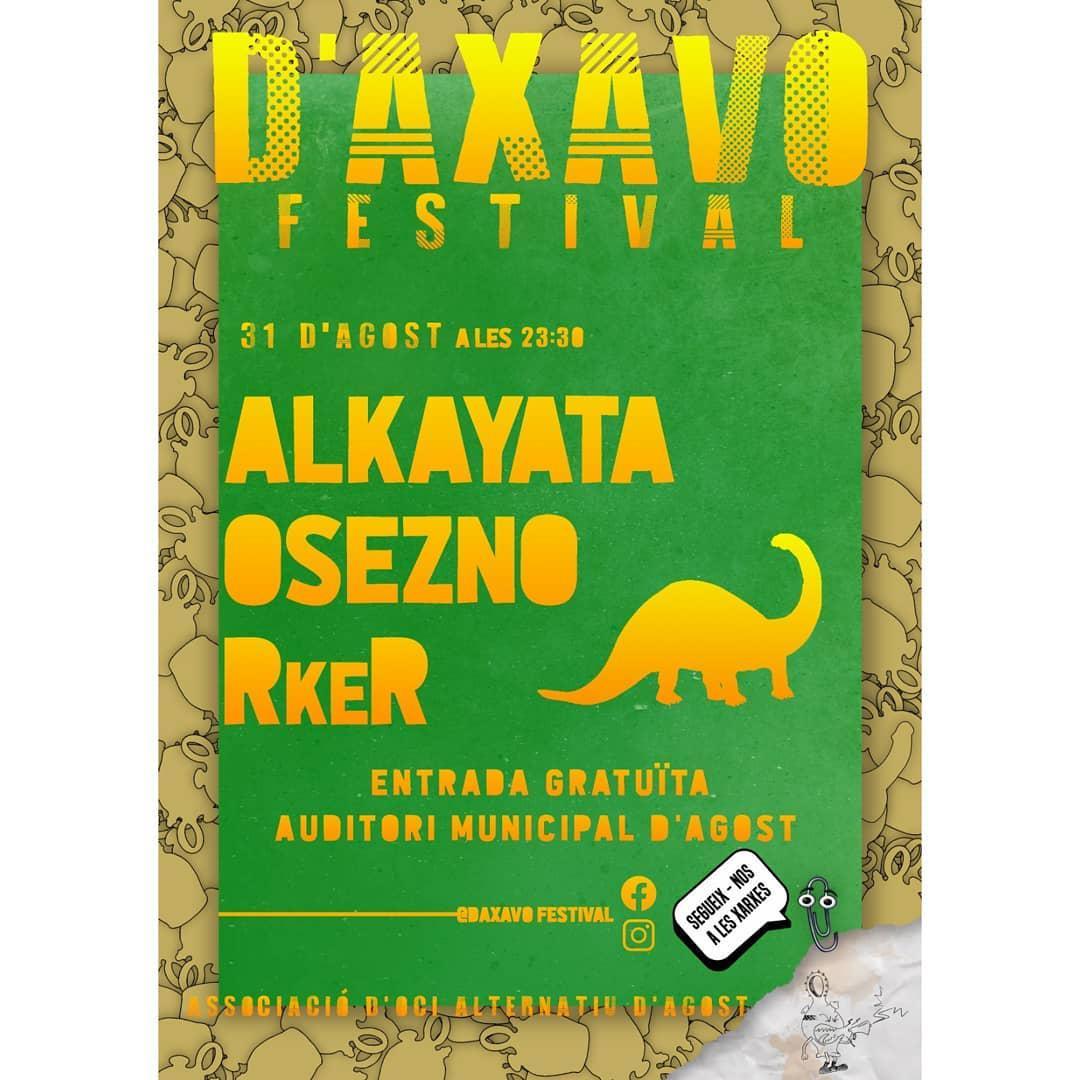 D'Axavo Festival