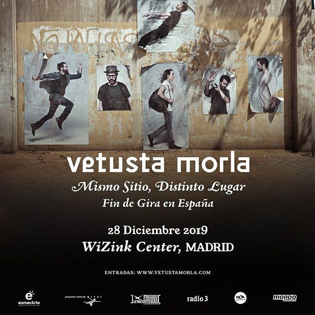 Fin de gira Vetusta Morla