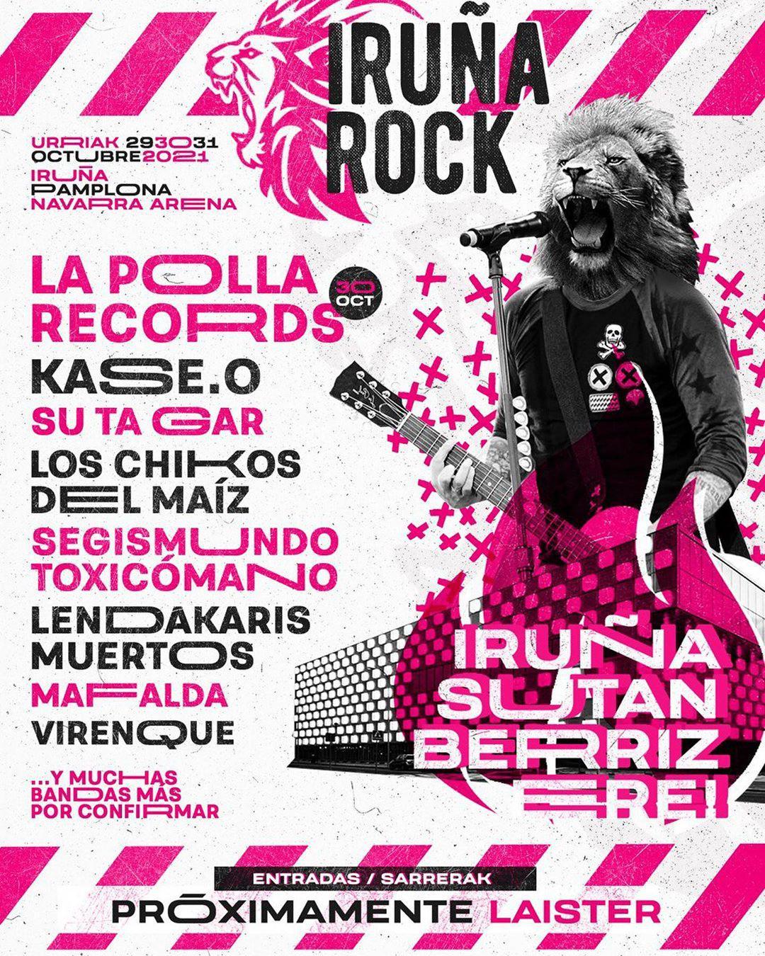 Iruña Rock 2020