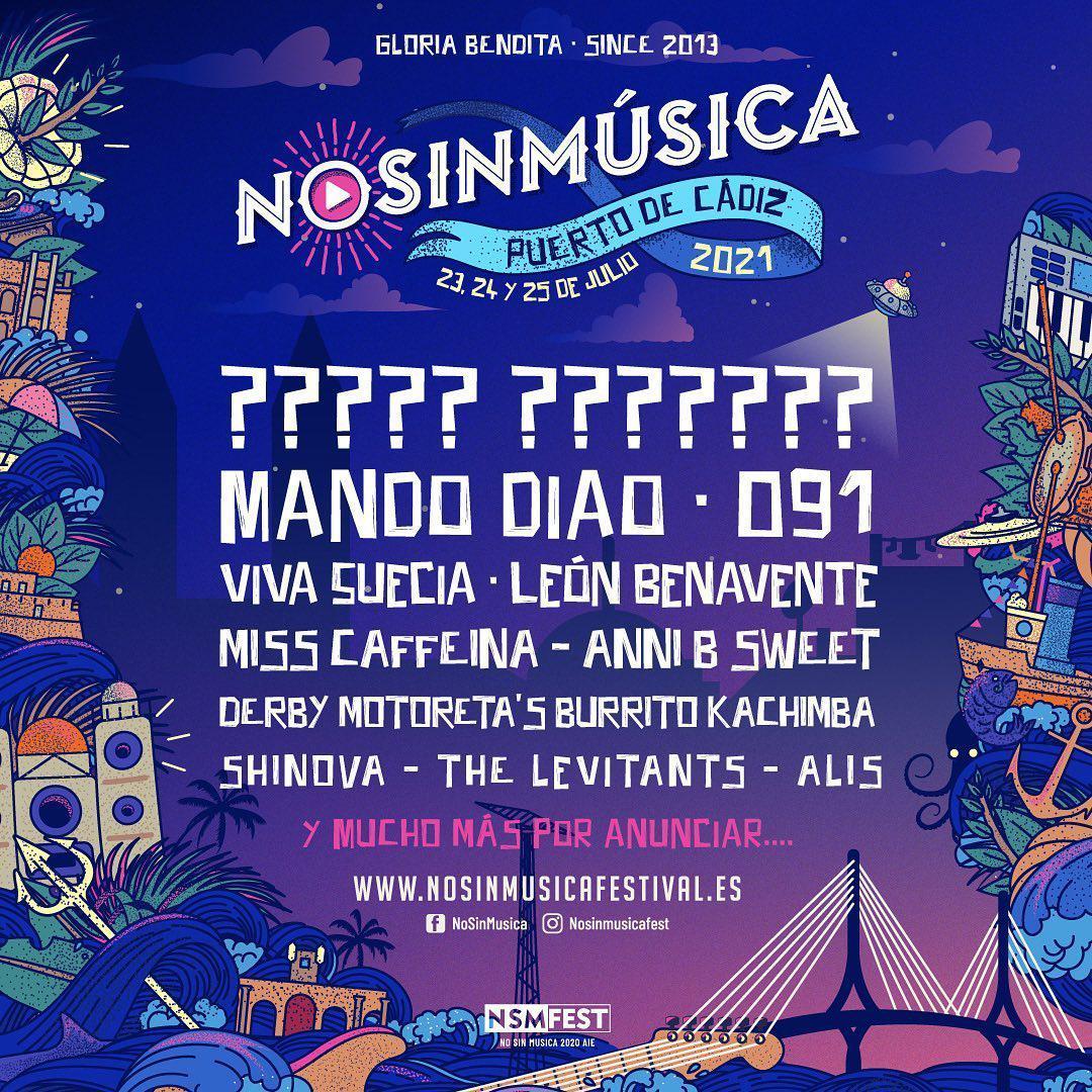 NOSINMÚSICA 2020