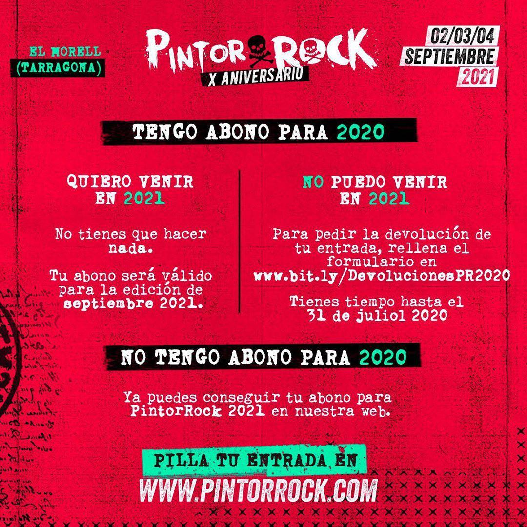 PintorRock 2020