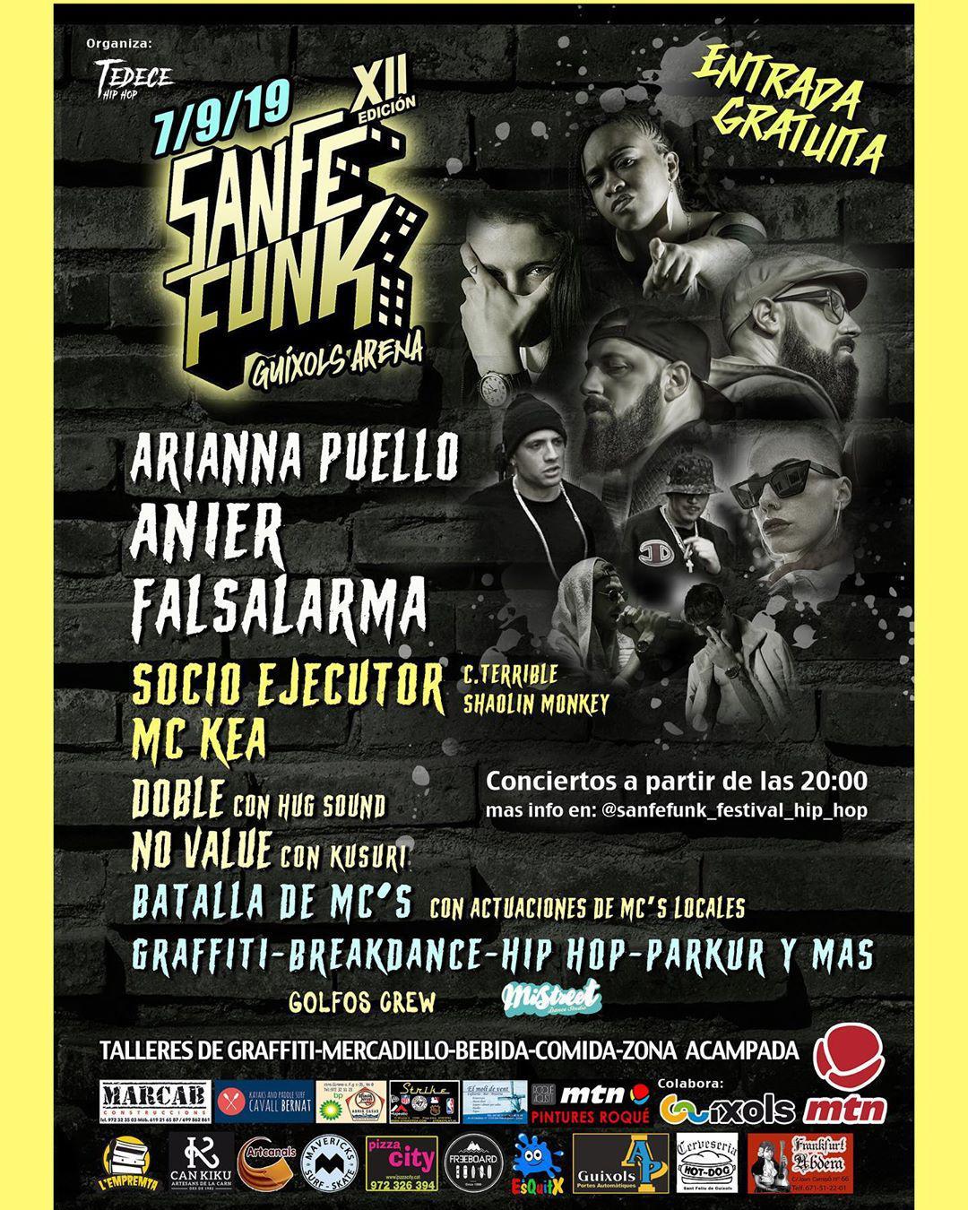 Sanfe Funk Festival