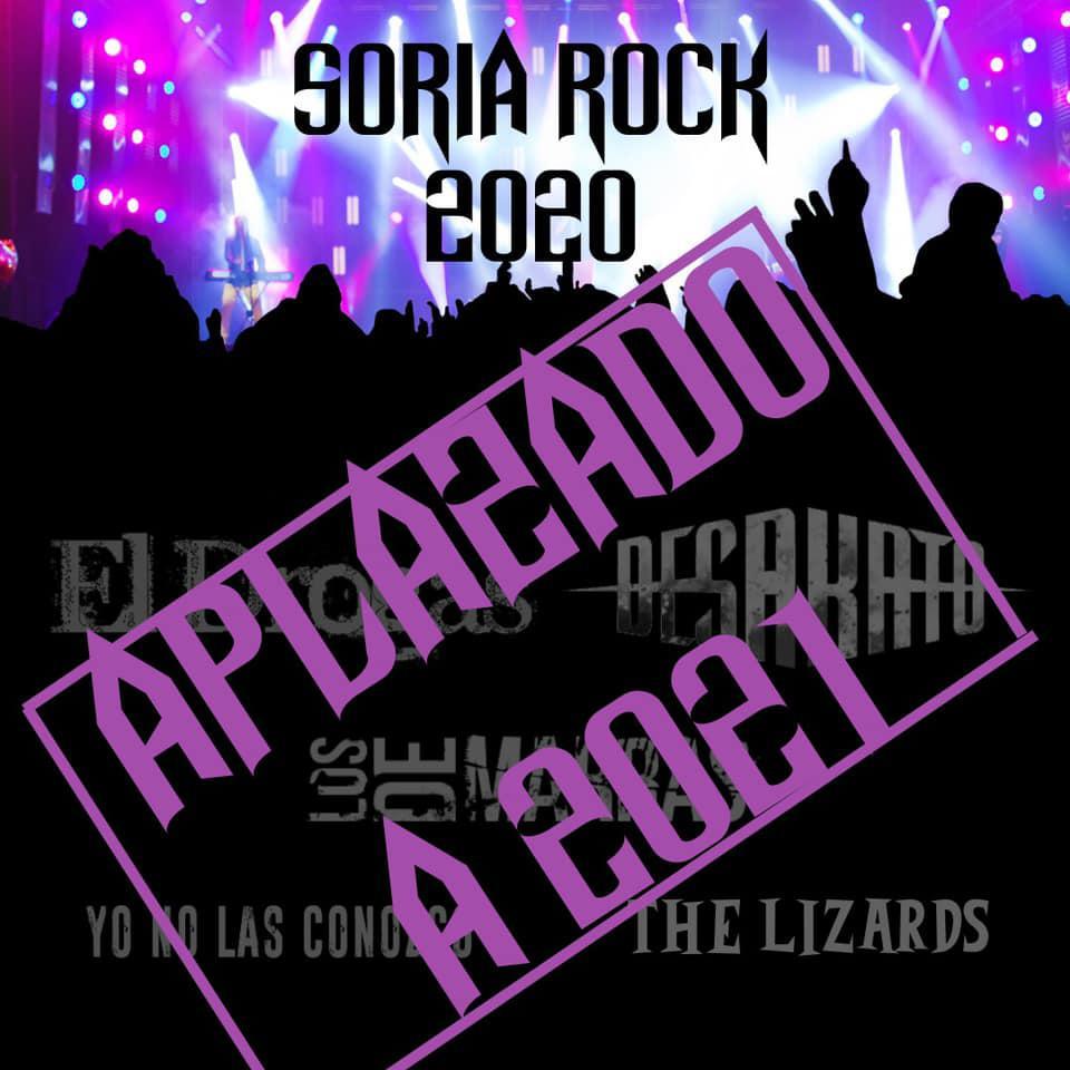 Soria Rock 2020