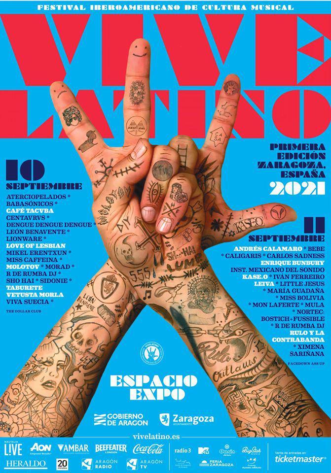 Vive Latino 2021