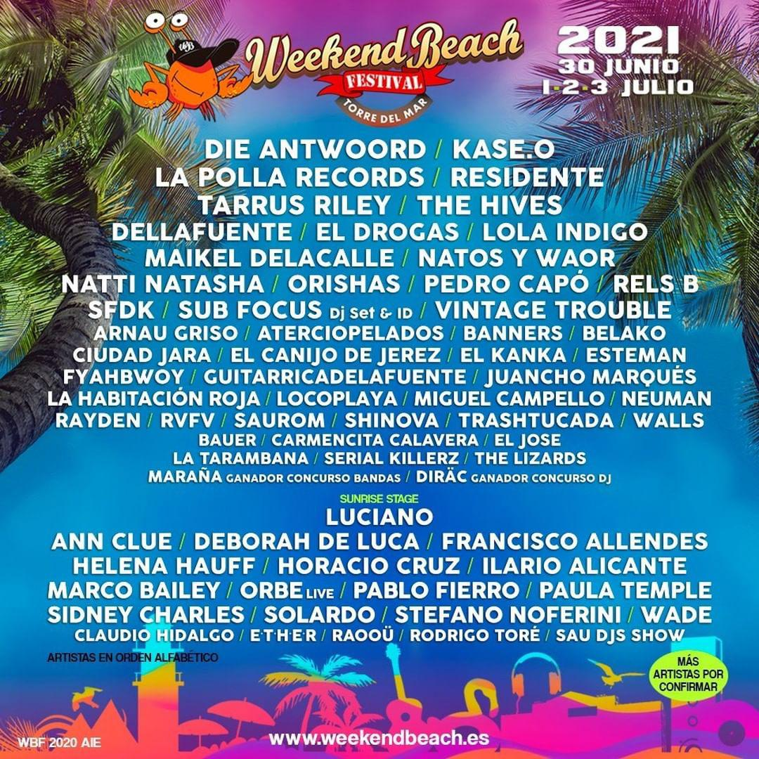 Weekend Beach 2020